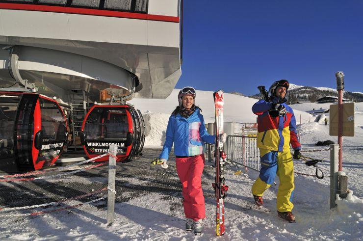 Foto Skifahren in Reit im Winkl - Haus Hagen